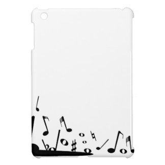 Pouring Musical Notes iPad Mini Covers