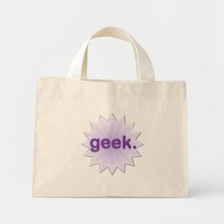 Pourpre de geek sacs