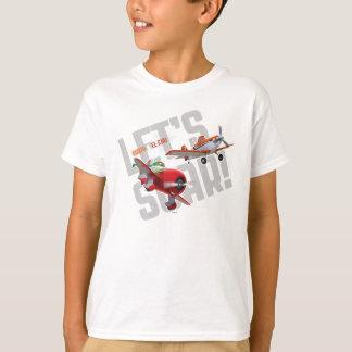 Poussiéreux et EL Chu - montons ! T-shirt