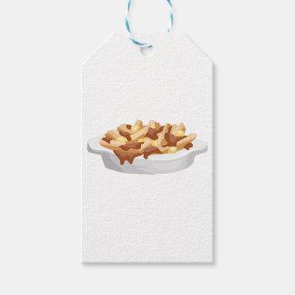 poutine gift tags