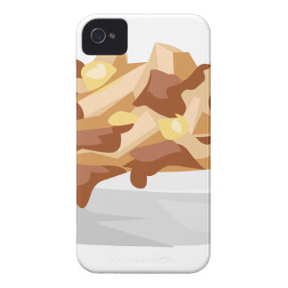 poutine iPhone 4 cover