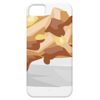 poutine iPhone 5 cover