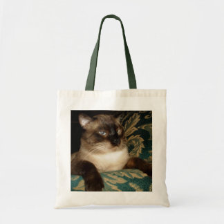 Pouty Face Siamese Cat Bag