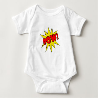Pow! Cartoon SFX Baby Bodysuit