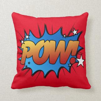 Pow - Comic Sign / Pillow