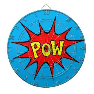 Pow! Dartboard