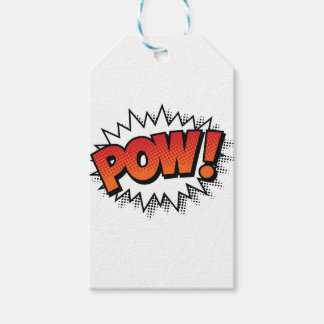 pow gift tags