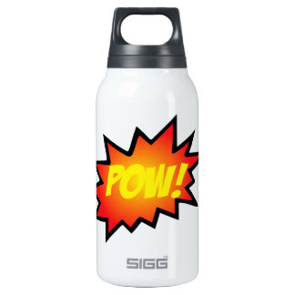 POW! INSULATED WATER BOTTLE