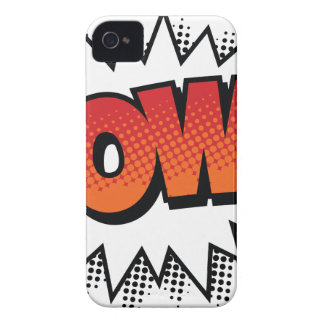 pow iPhone 4 case