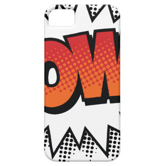 pow iPhone 5 cover