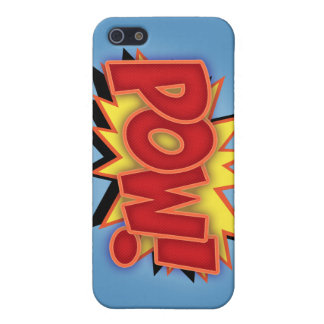 Pow! Case For iPhone 5