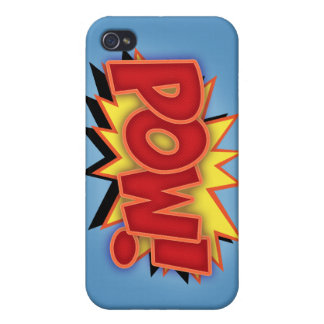 Pow! iPhone 4/4S Cover