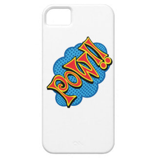 POW iPhone Case Case For The iPhone 5