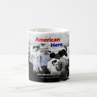 POW John McCain American Hero Coffee Mug