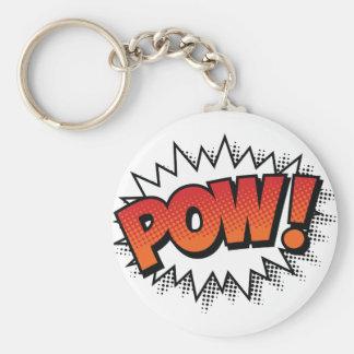 pow keychain