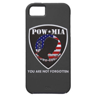 POW MIA - Shield Case For The iPhone 5