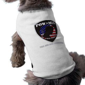 POW MIA - Shield Dog Tee