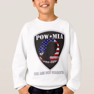 POW MIA - Shield Sweatshirt