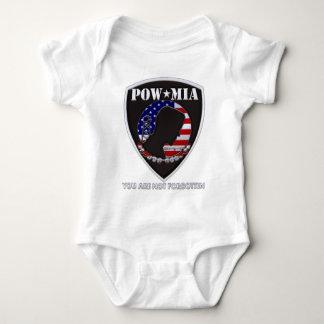 POW MIA - Shield T Shirt