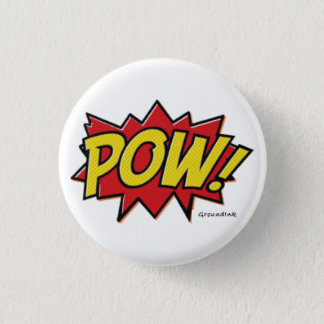 Pow! Miniature Button