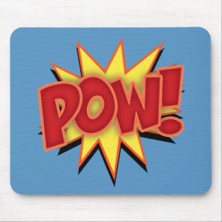 Pow Mouse Pad