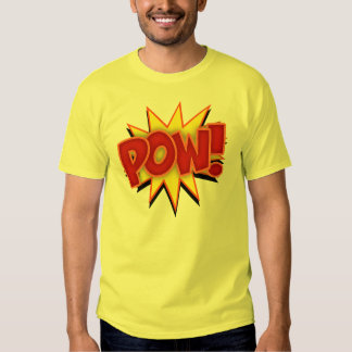 Pow! T-shirts