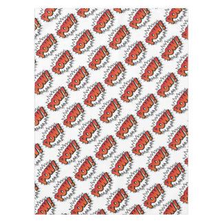 pow tablecloth