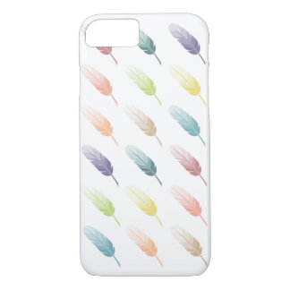 Pow wow diagonal iPhone 7 case