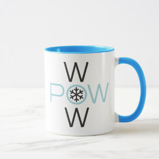 POW WOW Mug
