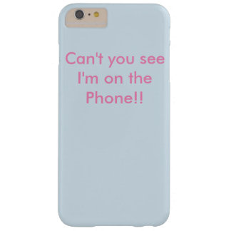 powder blue case with pink words