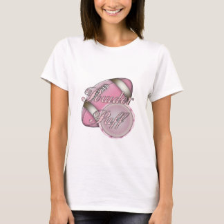 Powder Puff Football T-Shirt