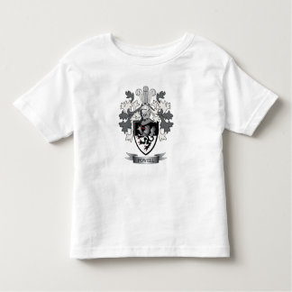 Powell Family Crest Coat of Arms Toddler T-shirt