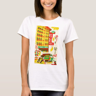 Powell Hotel San Francisco T-Shirt