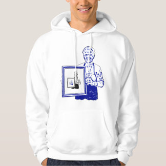 Powell to Infinity and Beyond Hoodie