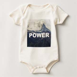 Power Baby Bodysuit