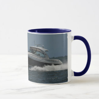 Power Boat Coffee Mug