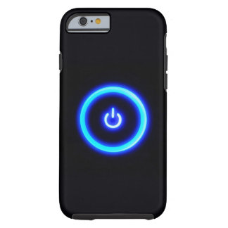 Power Button iPhone Case