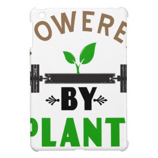 power by plants cute design iPad mini cases