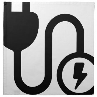 Power Cable Napkin