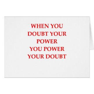 POWER CARD
