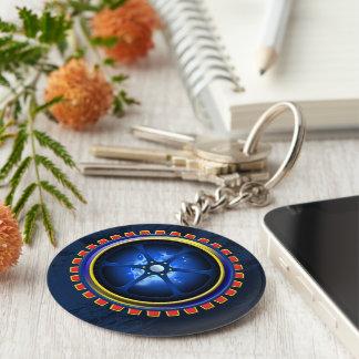Power Core Keychain