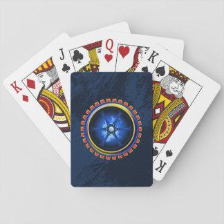 Power Core Poker Deck