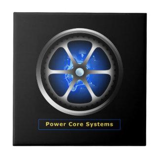 Power core tile