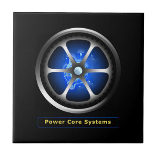 Power core tiles