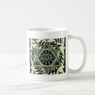 Power Eye Coffee Mug