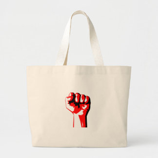 Power Fist Large Tote Bag