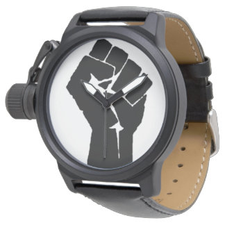 Power Fist Watch
