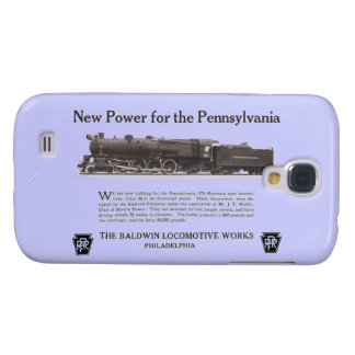 Power For The Pennsylvania Railroad 1926