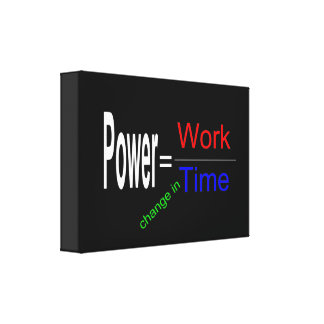 Power Formula Canvas