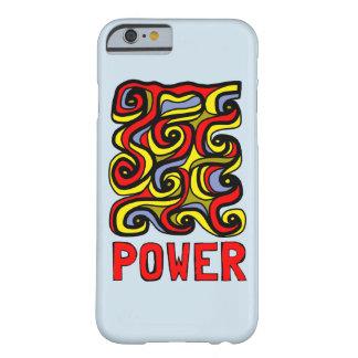 """Power"" Glossy Phone Case"